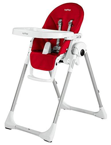 Peg Perego Prima Pappa Zero3 Fragola Chaise haute pliable