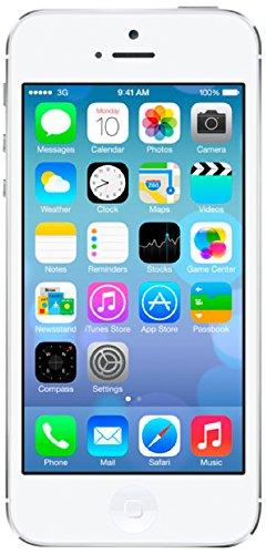 Apple iPhone 5 32GB SIM-Free Smartphone - White (Refurbished) (CPO)