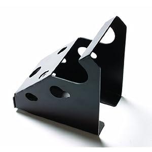 Nilfisk 106411386 Gancho de Pared hidrolimpiadoras de Alta presión, Negro, 38x29x38 cm