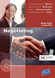 Delta Business Communication Skills: Negotiating B1-B2: Coursebook with Audio CD