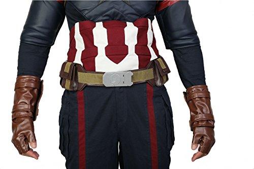 - Black Widow Avengers Kostüm Gürtel