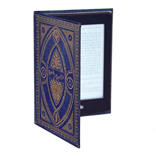 Harry Potter Mottoparty Buch der Zaubersprüche Kindle Paperwhite Fall