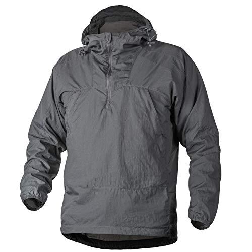 Helikon-Tex Windrunner Windshirt Jacket Jacke Nylon Ripstop Lightweight Shadow Grey Large Ripstop-nylon-jacke