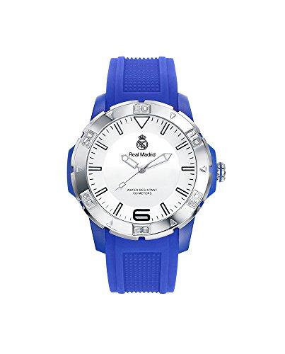 Reloj Oficial Real Madrid Hombre RMD0001-03