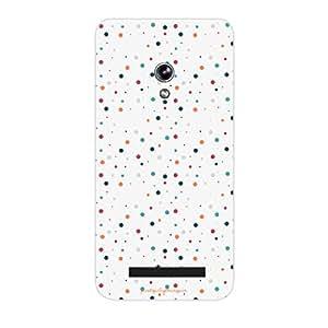 Designer Phone Covers - Asus Zenfone 5-colorfuldots
