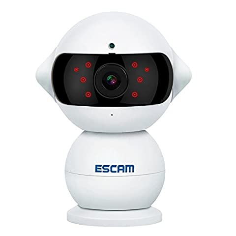 Escam Elf qf200IR-CUT 960P 1.3MP WIFI IP Camera Caméra, supporte détection mouvements/Vision nocturne infrarouge, distance: 5m