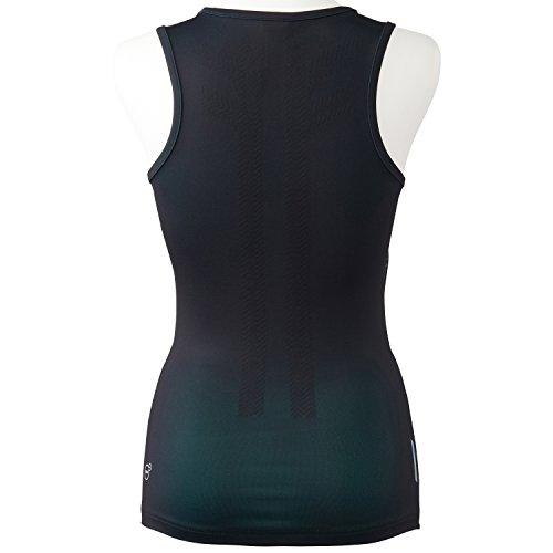 Puma Gym ACTV Power Débardeur pour femme Noir - Black-Pool Green