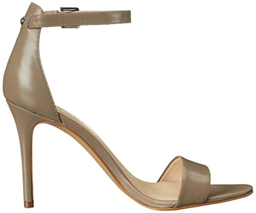Nine West Mana cuir Sandales à talons Grey