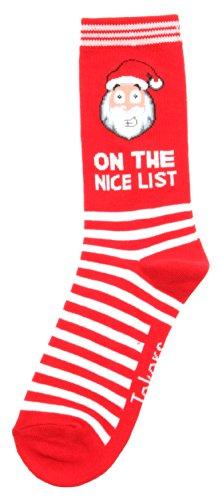 UK 4-8 EU 37-41 Candy Canes /& Stars BNWT New Ladies Christmas Socks