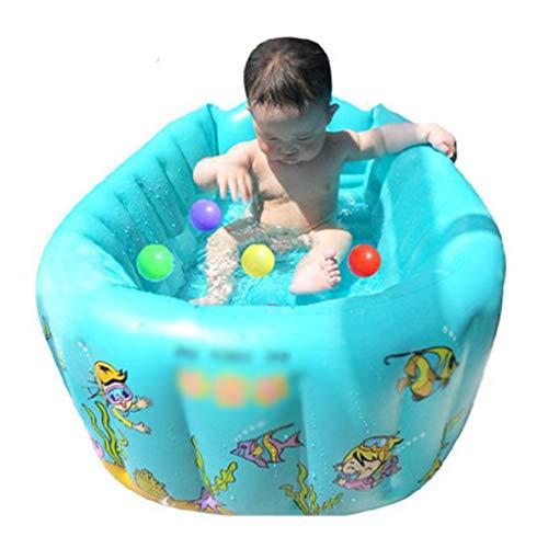 Cxmm Aufblasbare badewanne faltwanne babywanne Hause umweltfreundlich PVC Material verdick