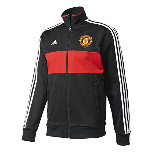 adidas-mufc-3s-trk-top-sweatshirt-manchester-united-fc-fur-herren-schwarz-schwarz-rojrea-weiss-l