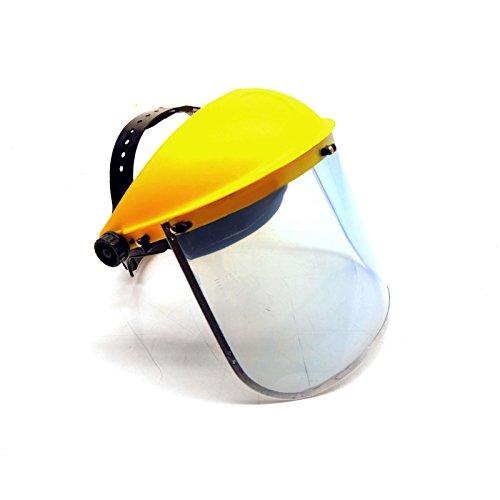 Visiera protettiva maschera Flip visiera di protezione trasparente di protezione degli occhi TE212