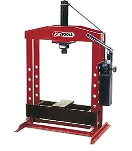KS Tools 160.0112 Presse hydraulique d'établi 15 T