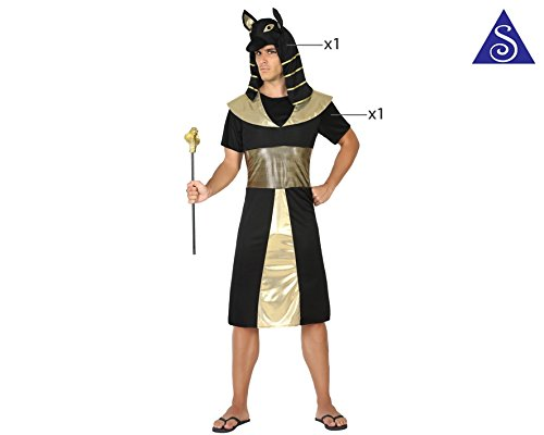 Imagen de atosa 17199–egipcios, señor disfraz, tamaño m–l, 50/52 alternativa