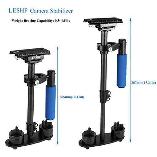 LESHP Carbon Steadycam - 3