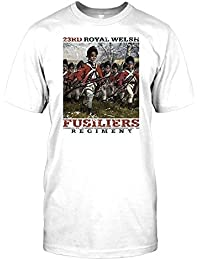 23rd Royal Welsh Fusiliers Regiment Mens T Shirt