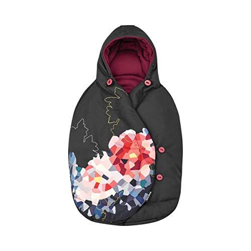 Maxi-Cosi 8735740110 Fußsack, passend für alle Babyschalen, mehrfarbig