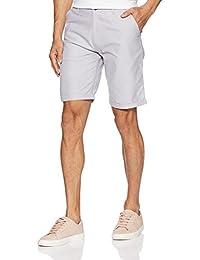 Arrow Sport Men's Regular Fit Synthetic Shorts