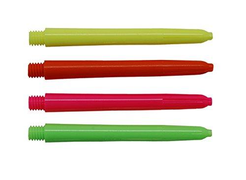 NEON Nylon Dart Stiele/Dart Schäfte, grün
