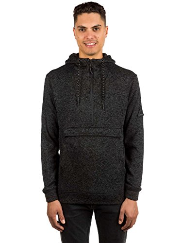 G.S.M. Europe - Billabong Herren Boundary Pullover Sweatshirt Black Heather