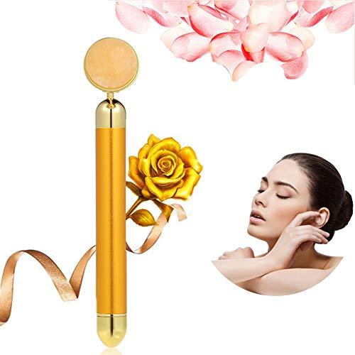 Facial Massagegerät 6.000 Mal Pro Minute Mikro-Vibration Kann Gesichtsmuskeln Schnell Entspannen, Entfernen Sie Dunkle Augenringe, Erzielen Straffende Wirkung
