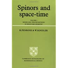 Spinors and Space Time Volume 2: Spinor and Twistor Methods in Space-time Geometry Vol 2