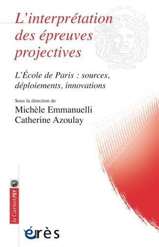 L'interprtation des preuves projectives : L'Ecole de Paris : sources, dploiements, innovations