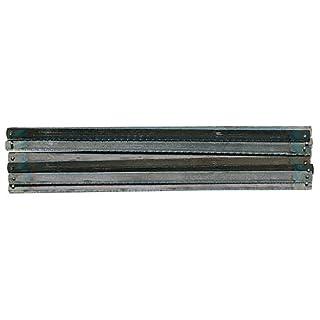 C.K T0835 Hacksaw Blades, Grey, 150 mm, Set of 10 Pieces