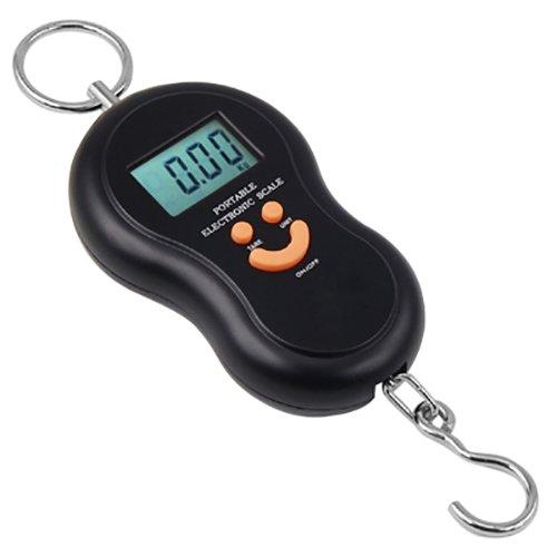 DIGIFLEX Báscula digital de mano para pesca, equipaje, maletas, paquetes, viaje 40...