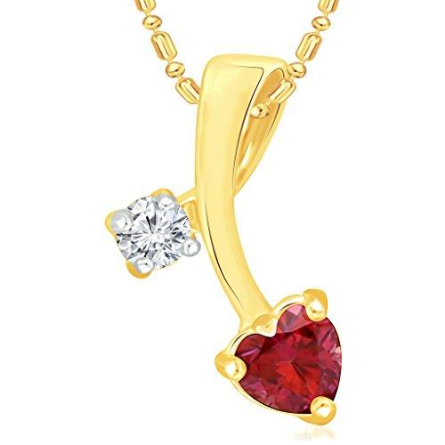 VShine-Gold-Plated-Fancy-Pink-Stone-Pendant-for-Girls-Women-made-with-SWAROVSKI-ZIRCONIA-VSPG1030