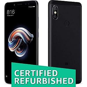 (Certified REFURBISHED) Redmi Note 5 Pro (Black)