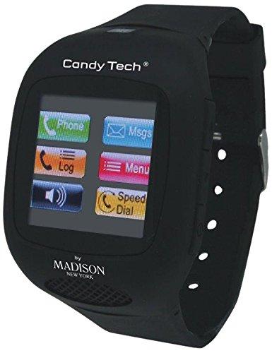 MADISON NEW YORK Unisex-Armbanduhr Candy Tech Digital Plastik CT-03A Candy Tech