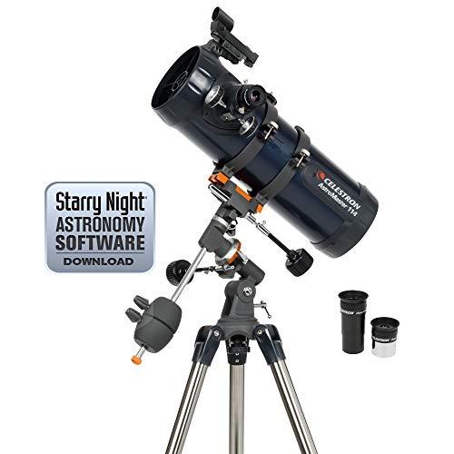 Celestron Astro Master 114eq - Telescopio