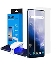 Case Plus Tempered Glass for OnePlus 7 Pro Advanced Border-