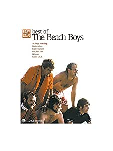 Best Of The Beach Boys: Easy Guitar. Partitions pour Tablature Guitare(Boîtes d'Accord)