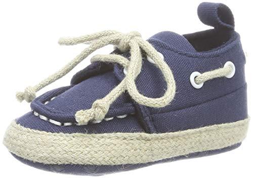 Zippy Zapatos Bebé Náuticos, Bebés, Azul Blue Chambray 1177, 15 EU