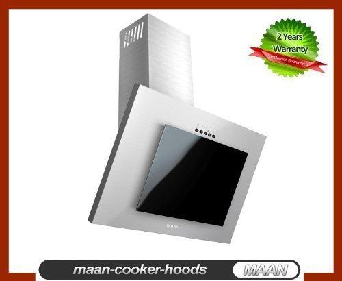 HAAG - MAAN Cooker Hood Vertical 6S 50cm! Brushed Stainless Steel ...
