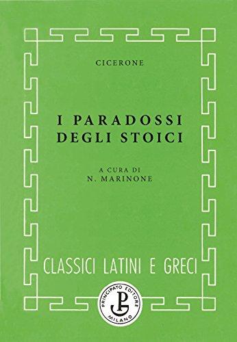 I paradossi degli stoici