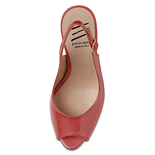 Evita Shoes Scarpe col tacco Rosso (Corallo)