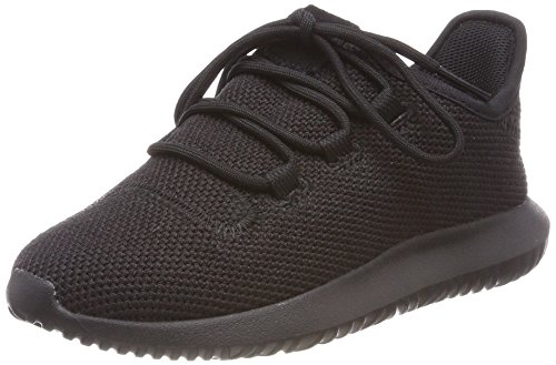 half off dd330 8fad1 adidas Unisex Kids Tubular Shadow C Gymnastics Shoes, FTWR WhiteCore  Black,