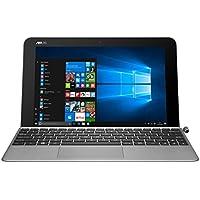 "ASUS T102HA-GR036T - Tablet de 10.1"" HD (Intel Atom X5-Z8350, 4 GB RAM, 128 GB eMMC, Intel HD Graphics, Windows 10 Home) Metal Gris - Teclado Español QWERTY"