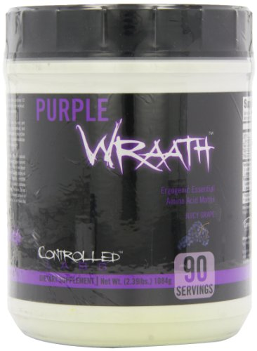 Controlled Labs Purple Wraath Grape 950g