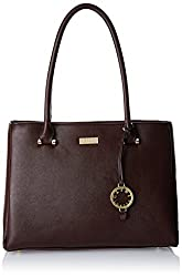Cathy London Women's Handbag (Brown, Cathy-169)