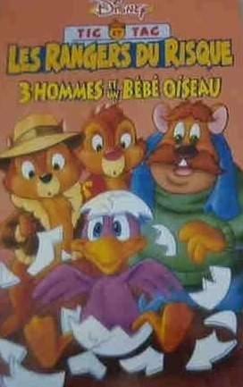 Tic Et Tac, Les Rangers Du Risque : 3 Hommes