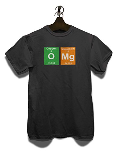 Omg Elements T-Shirt Grau