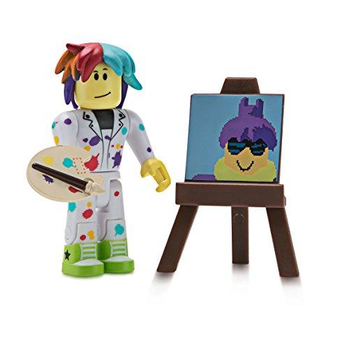 Roblox Celebrity 19836 - Figura de Artista de Pixel