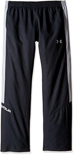 Under Armour Jungen Fitness Hose Main Enforcer Woven Pants Shorts, Black, XL