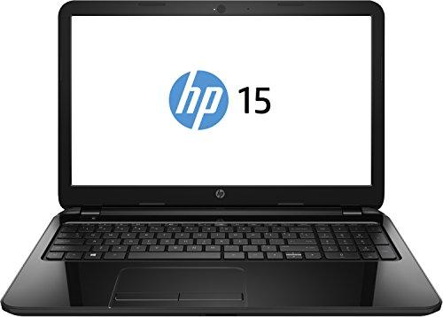 Hewlett Packard K1H38EA#ABD 15-r102ng 39,6 cm (15,6 Zoll) Notebook-PC (Intel Core i3 4005U, 1,7GHz, 8GB RAM, 750GB HDD, NVIDIA GeForce GT 820M, Win 8.1) schwarz