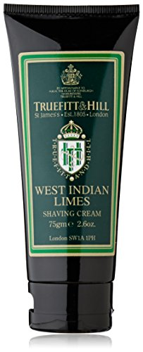 truefitt-and-hill-west-indian-limes-shaving-cream-tube-75-g