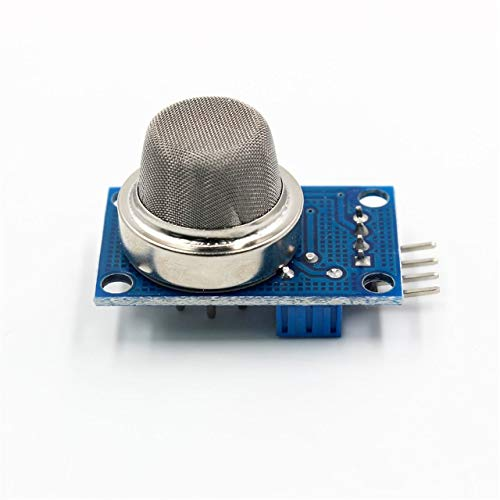 Prima05Sally MQ-2 Rauchgassensor LPG Butan Wasserstoff Detektor Modul Für Arduino Brandmeldesystem Propan Entflammbares Methan Erkennung -
